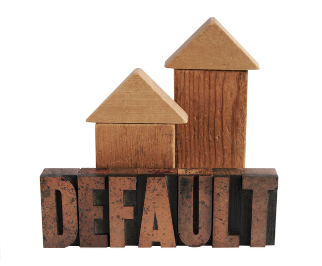 Nine firms in default