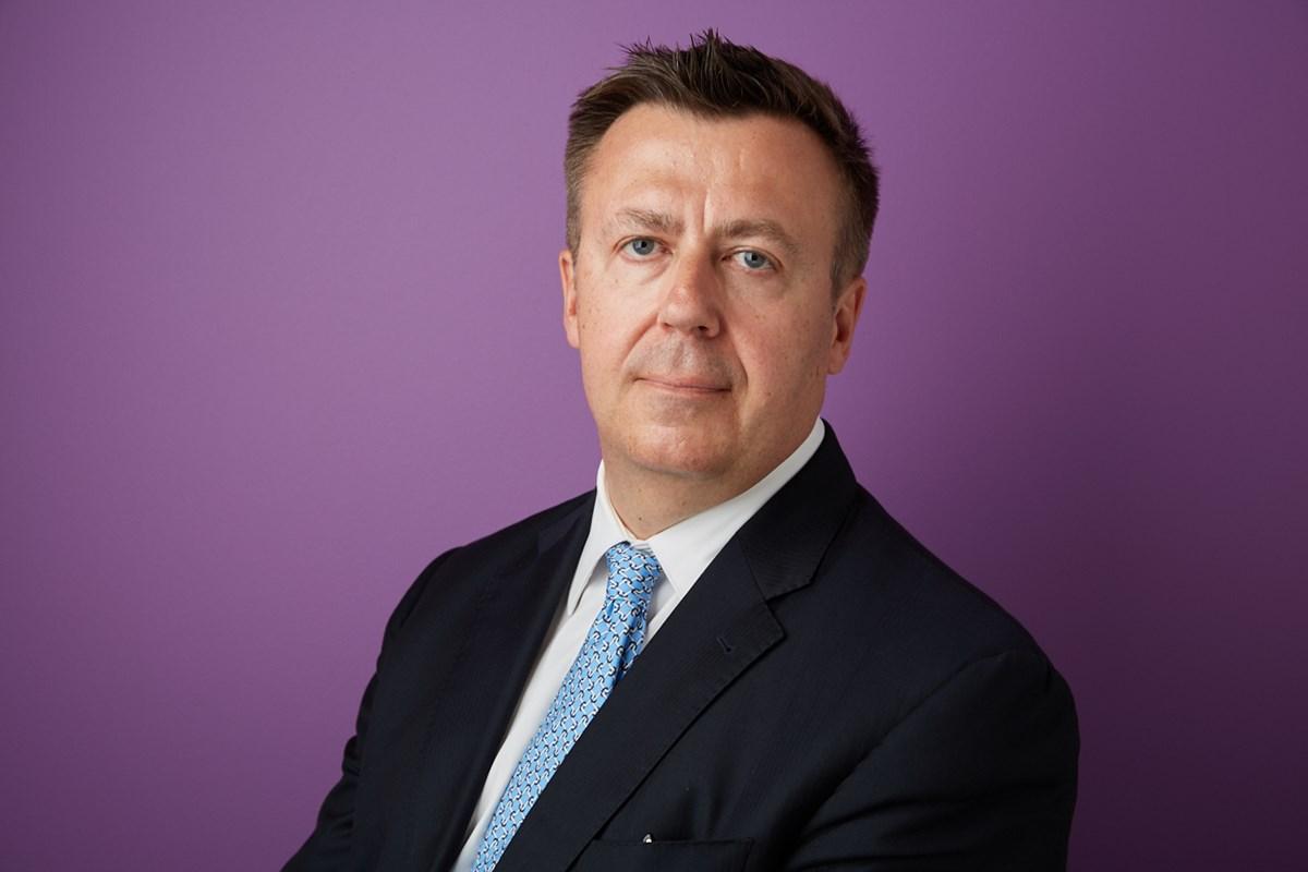 FSCS Chair Marshall Bailey